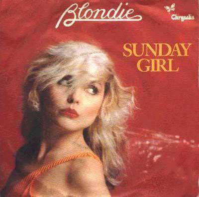 single date blondie tegneserie